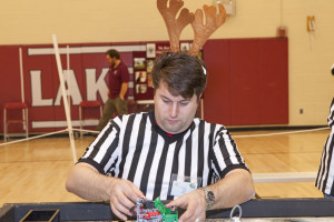 Mr. Castelli as FLL Ref